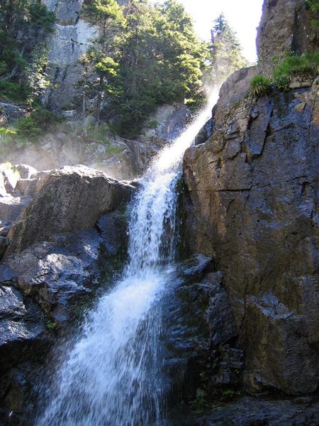 Cascada Moara Dracului. Valea Draganului Apuseni Bihor