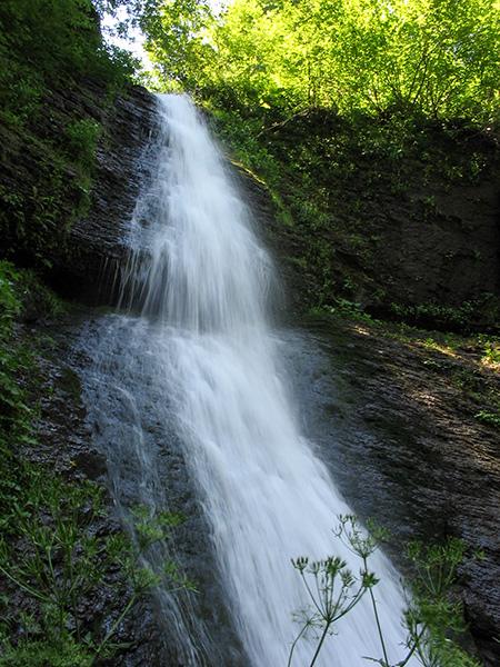 Cascada Saritoarea Iedutului