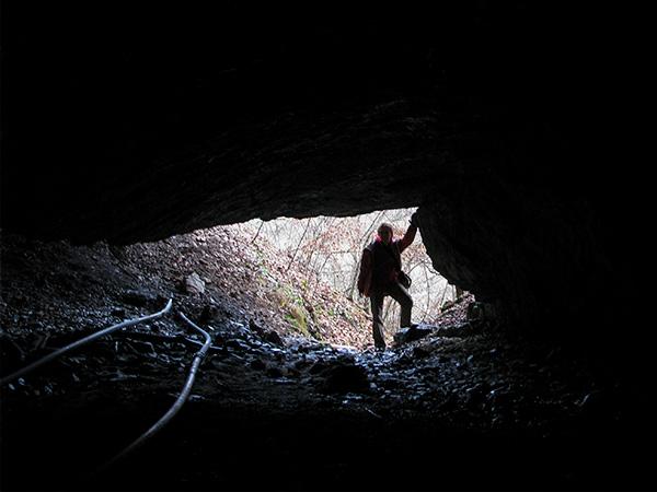Somosi barlang Remeti, Lesu