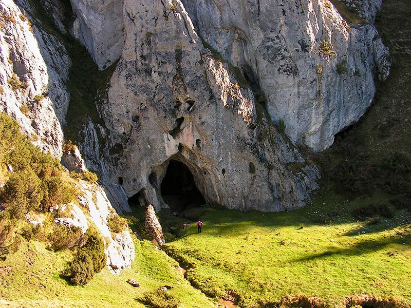 Nyerskő-i barlang őszi