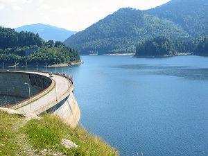 Barajul Floroiu Valea Drăganului
