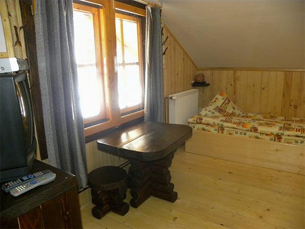 Pensiune Rustic House - interior apartament