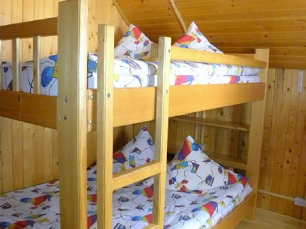 Pensiune Rustic House - Cabana 1 camera 2 paturi supraetajate