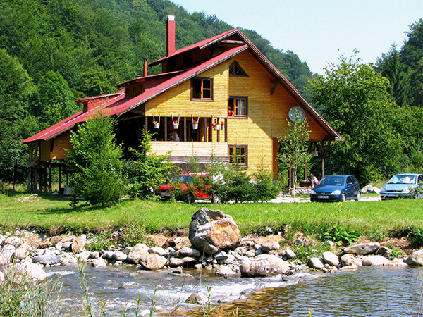 Pensiune Rustic House - Cabana 2 - cazare Muntii Apuseni