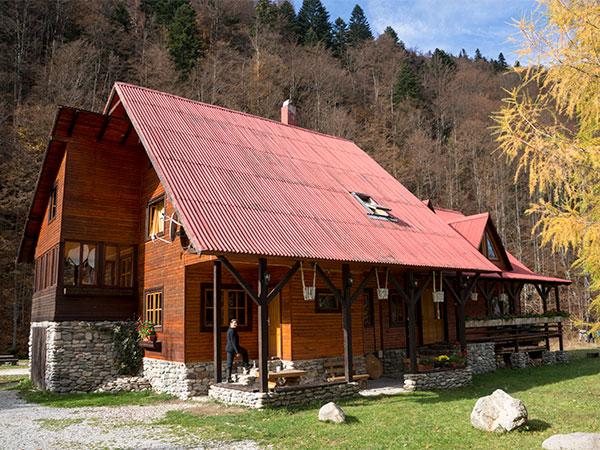 Cazare Rustic House - Cabana 2 - Coada Lacului Lesu