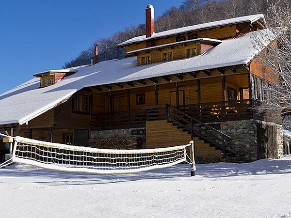 cazare Craciun Muntii Apuseni Cabana 2 Rustic House iarna