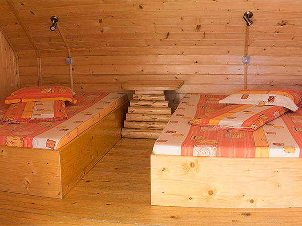 Pensiunea Rustic House - interior Cabana 2, camera 2