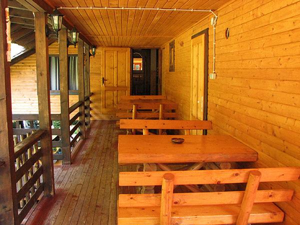 Rustic House - Cabana 2 terasa